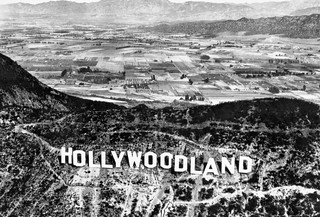 Hollywoodland in 1923