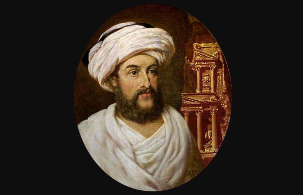 Johann Burckhardt - Oriëntalist en ontdekkingsreiziger