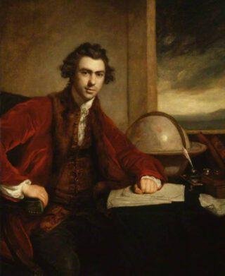 Joseph Banks rond 1773