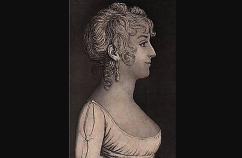 Maria Johanna Elselina Versfelt alias Ida Saint-Elme