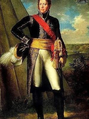 Franse militair en maarschalk Michel Ney