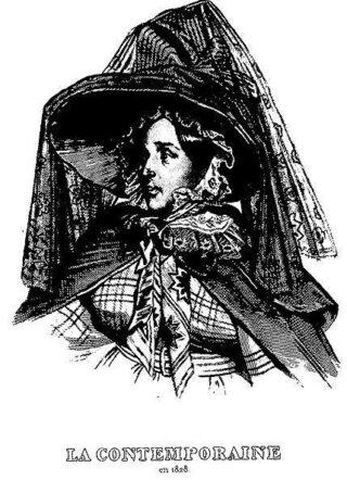 Versfelt in 1828