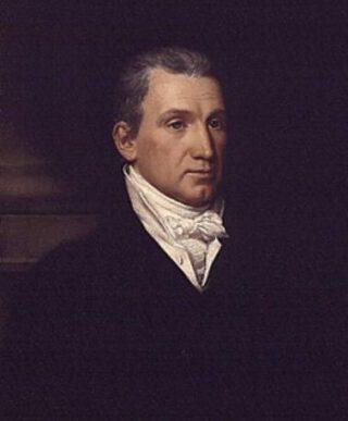 De Monroedoctrine werd vernoemd naar de Amerikaanse president James Monroe