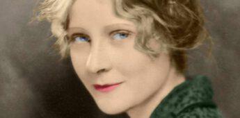 De lugubere zelfmoord van actrice Peg Entwistle in 1932