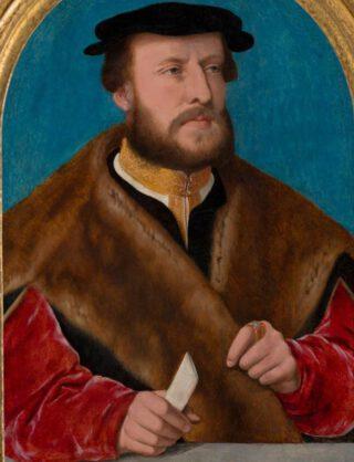 Jakob Omphalius, geschilderd door Bartholomäus Bruyn de Oude