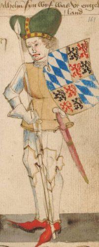 Graaf Willem V van Holland