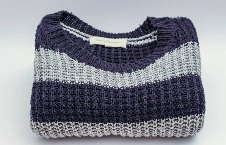 In je nopjes zijn - Wollen trui