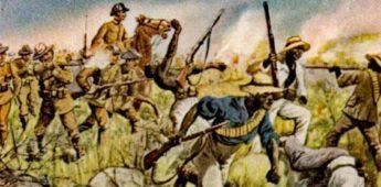 Lothar von Trotha en de Namibische Genocide (1904-1908)