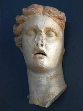 Orakelhoofd (Musée Public National, Cherchell)
