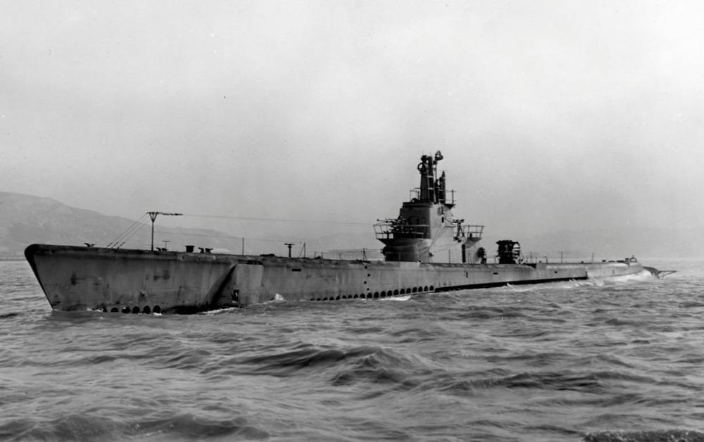 USS Barb