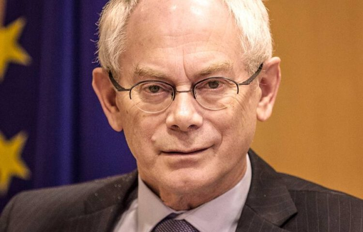 Herman Van Rompuy in 2012