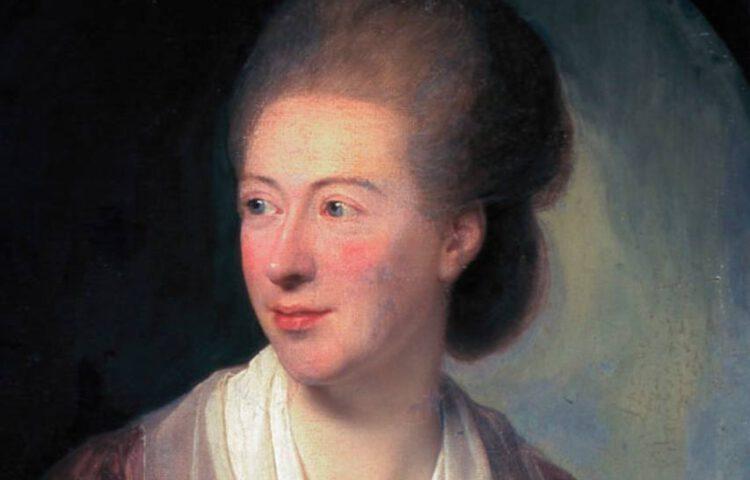Belle van Zuylen - Jens Juel, 1777