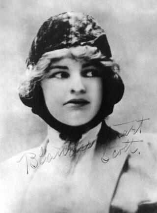 Blanche Scott