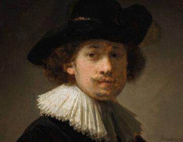 Het geveilde zelfportret van Rembrandt uit 1632