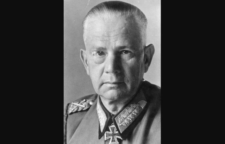 Walter von Reichenau in 1941
