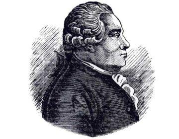 Hiëronymus van Alphen - H.J. Backer, 1836
