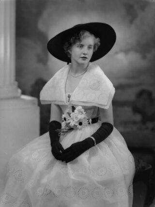 Lady Glenconner in 1950