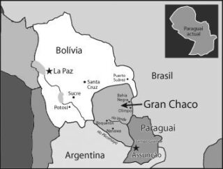 Bolivia en Paraguay voor 1932