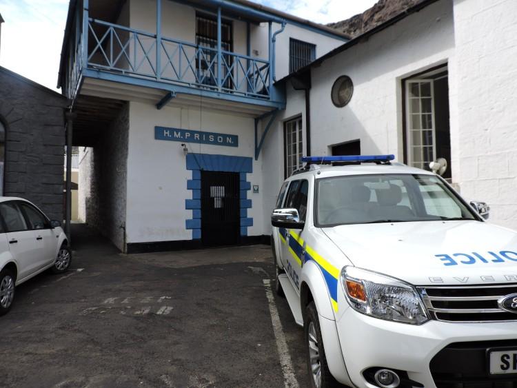 HM Prison Jamestown