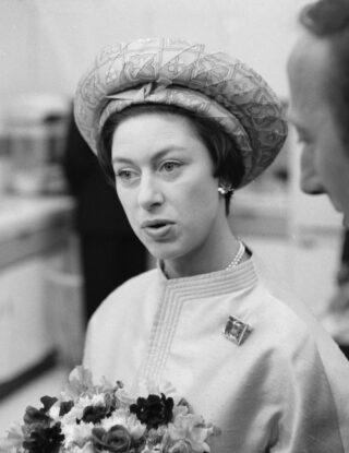 Princess Margaret in 1965. (CC BY-SA 3.0 – Jac. de Nijs / Anefo – wiki)