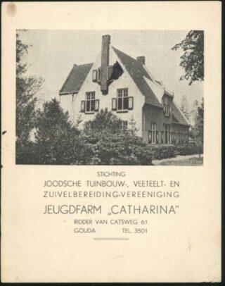 Jeugdfarm 'Catharina'