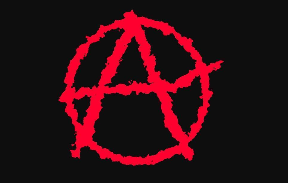 Anarchisme - Symbool