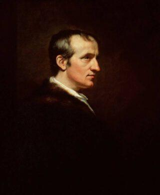 William Godwin - Portret door James Northcote