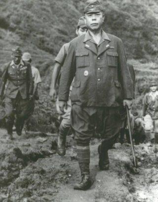 Tomoyuki Yamashita geeft zich over, 2 september 1945