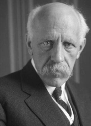 Fridtjof Nansen in 1930
