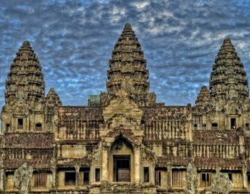 Tempelcomplex van Angkor Wat