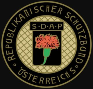 Embleem van de Schutzbund van Julius Deutsch