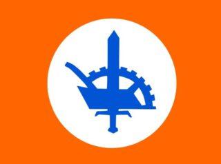 Vlag van Verdinaso, het Verbond van Dietsche Nationaal-Solidaristen
