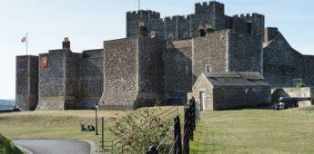 """Dover Castle – """"De sleutel tot Engeland"""""""