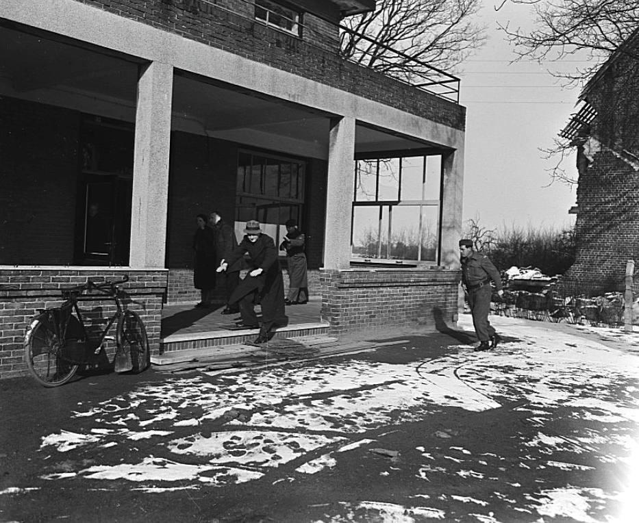 Op 20 februari 1948 werd een reconstructie gemaakt van het Venlo-incident