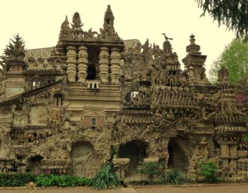 Het Palais idéal van Ferdinand Cheval
