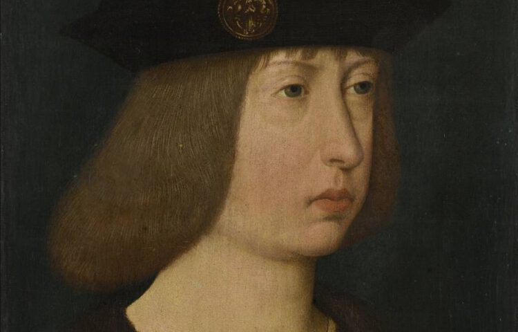 Filips de Schone / Filips I van Castilië - 16e eeuw onbekend schilder