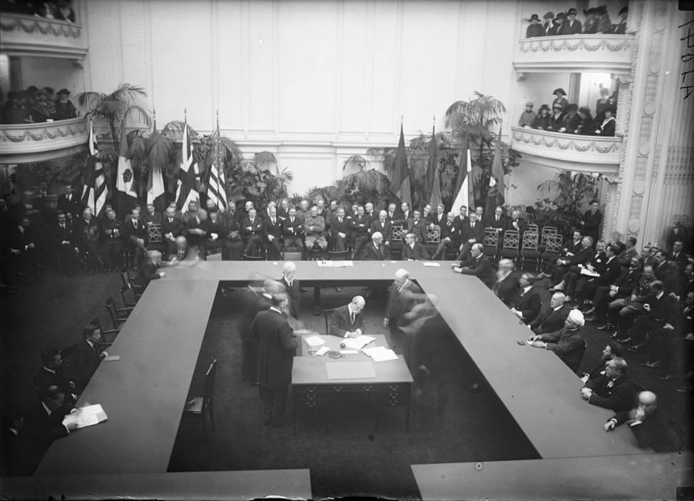Conferentie van Washington