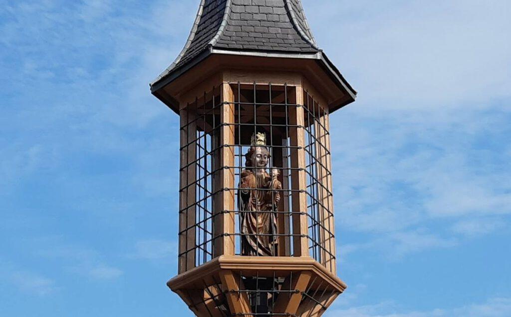 Onze-Lieve-Vrouwehuisje in Den Bosch, 2020