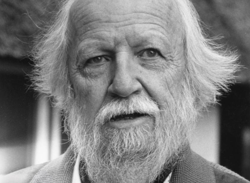 William Golding in 1983