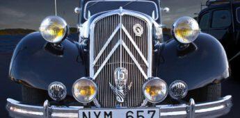 Waarom we Citroën rijden en geen Limoenman
