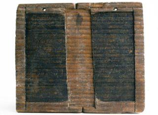 Schrijfplankje van Tolsum