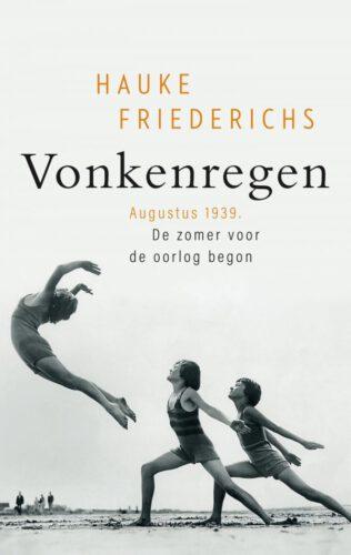 Vonkenregen - Hauke Friederichs