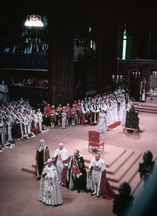Kroning van Elizabeth II, 1953