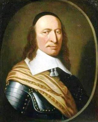 Peter Stuyvesant, ca. 1660