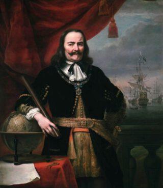 Michiel de Ruyter - Ferdinand Bol, 1667