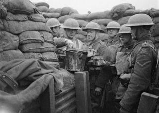 Tommies - Britse infanteristen tijdens de Eerste Wereldoorlog