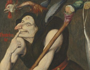 Een allegorie op dwaasheid - Quentin Matsys