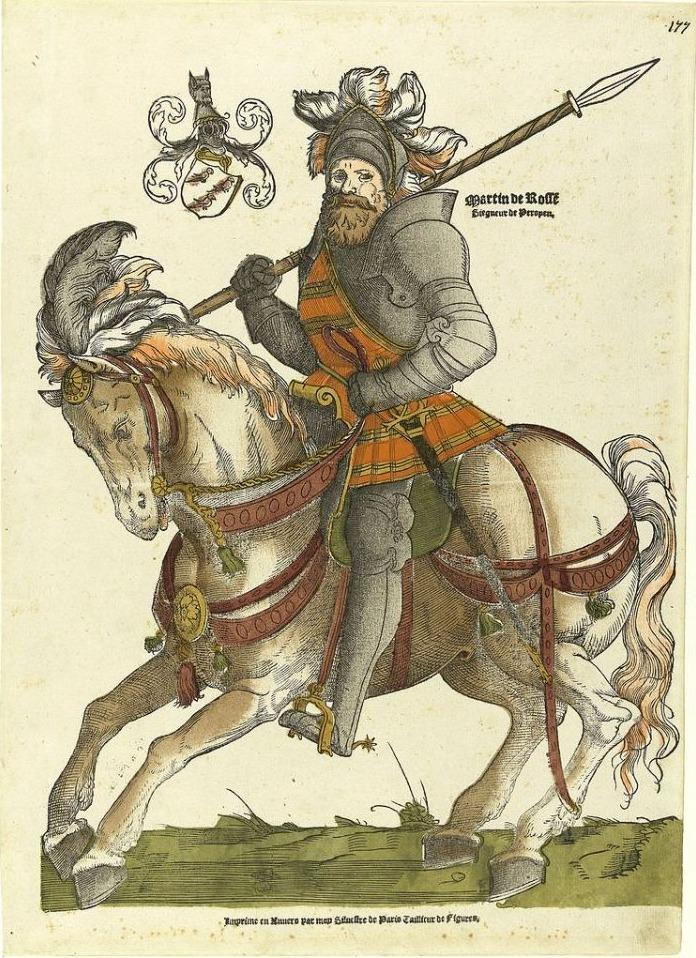 Maarten van Rossum - Cornelis Anthonisz.