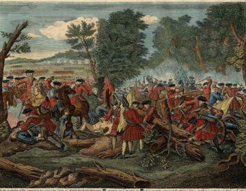 Slag bij Malplaquet, 1709
