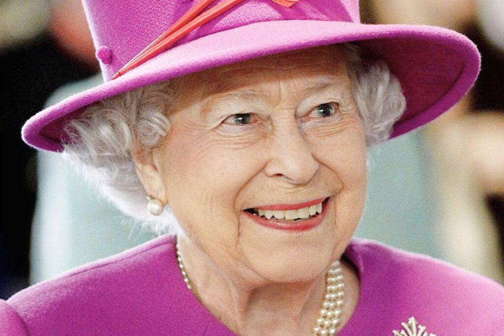 Koningin Elizabeth II van het Verenigd Koninkrijk, 2015